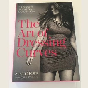 Other - Art of Dressing Curves - Fashion book